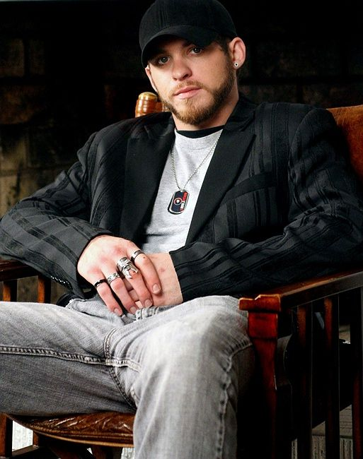 Brantley Gilbert! He's is damn sexy and super talented, guaranteed to be the next big thing in country music! Check out his newest album!