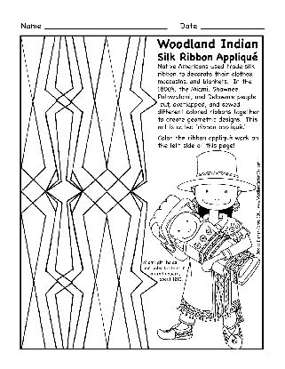 17 best images about regalia on pinterest iroquois for Iroquois coloring pages