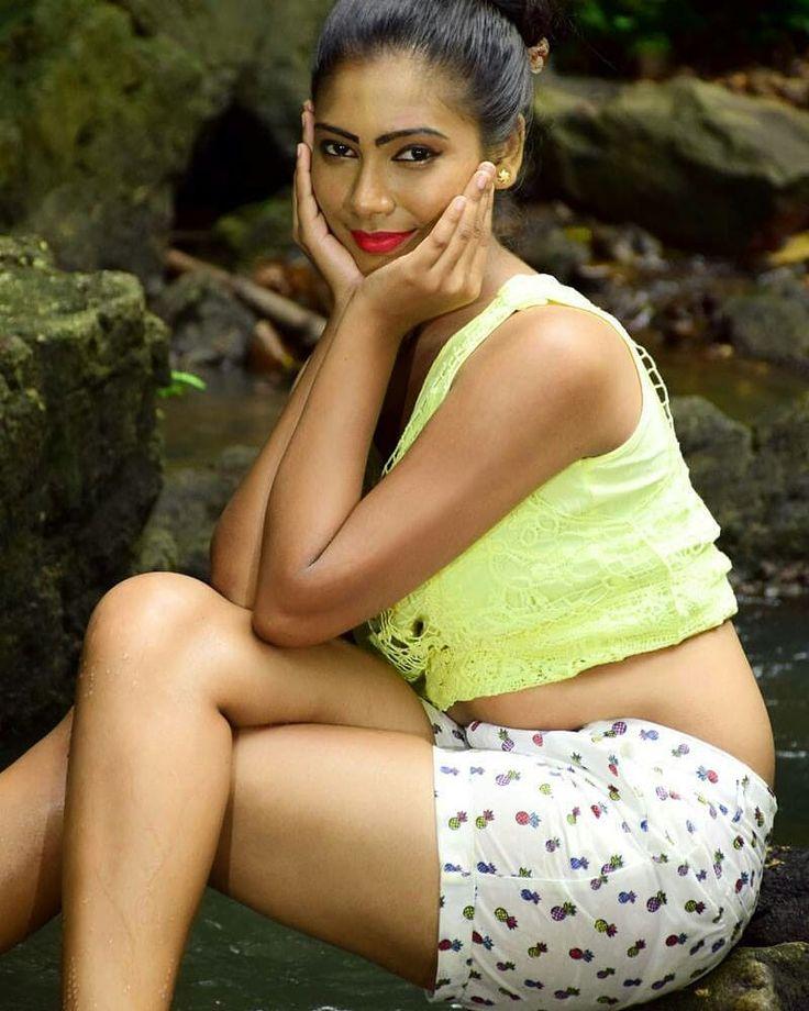 Nilwala Wishwamali Chandrathilaka Sri Lankan Model | Beauty Girls Around the World.