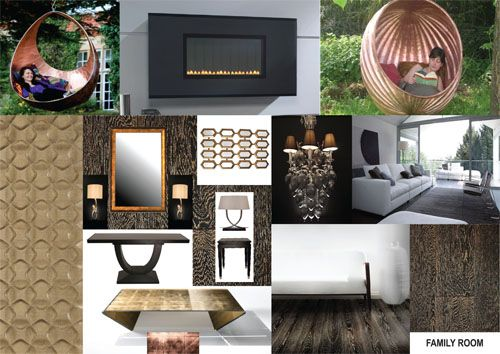 client's mood board by Puro