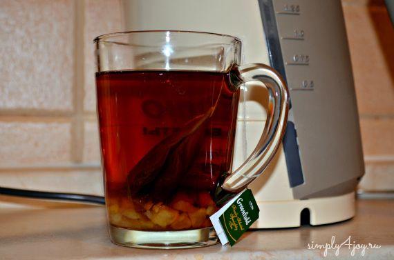 имбирный чай с корицей для похудения отзывы