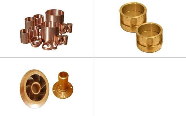 Brass Bronze Copper Machined Castings #BrassMachinedCastings #BronzeMachinedCastings  #CopperMachinedCastings