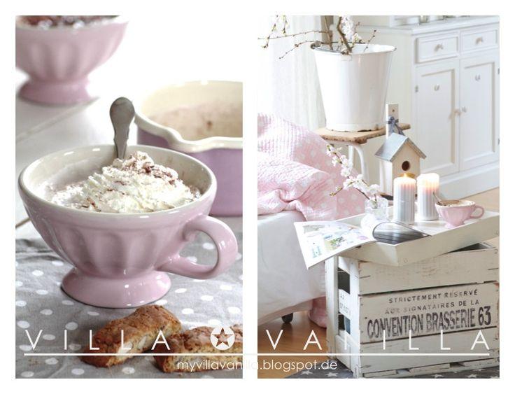 Villa ✪ Vanilla: Living inspiration via blossomgraphicdesign.com