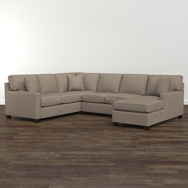 Bassett Furniture - American Casual Ladson U-Shaped Sectional