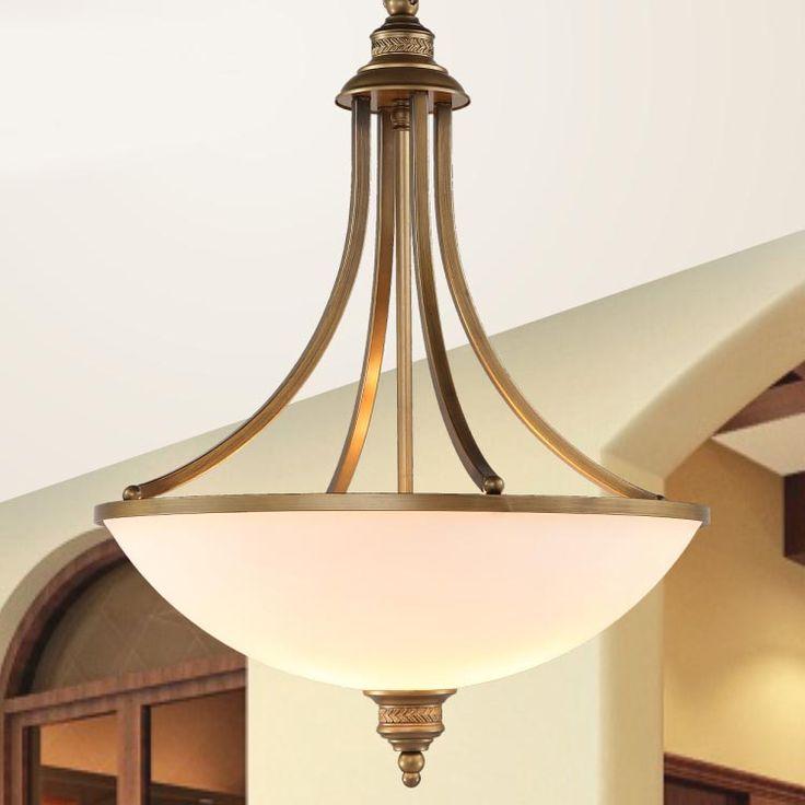 Bronze Hallway Light Fixtures