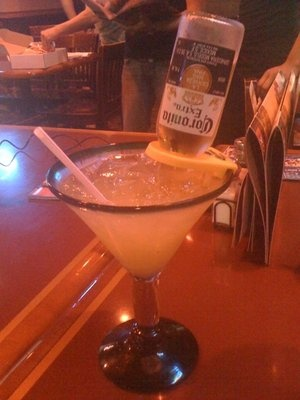 Had one of these at Chili's, tasty! Happy Cinco De Mayo