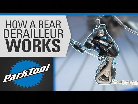Park Tool Repair Help All Videos Youtube Howtorepairbike