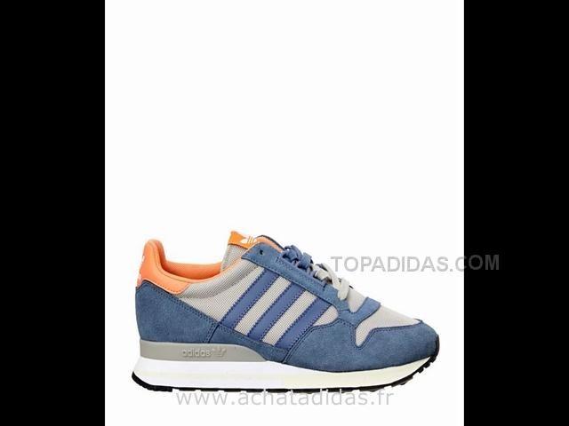 adidas zx 900 gris orange