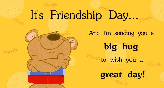 it's friendship day !! tomorrow . #happy_friendship_day 2014 !!