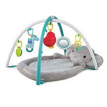 """Comfort & Harmony - Enchanted Elephants Activity Gym - Kids II - Toys""""R""""Us"""