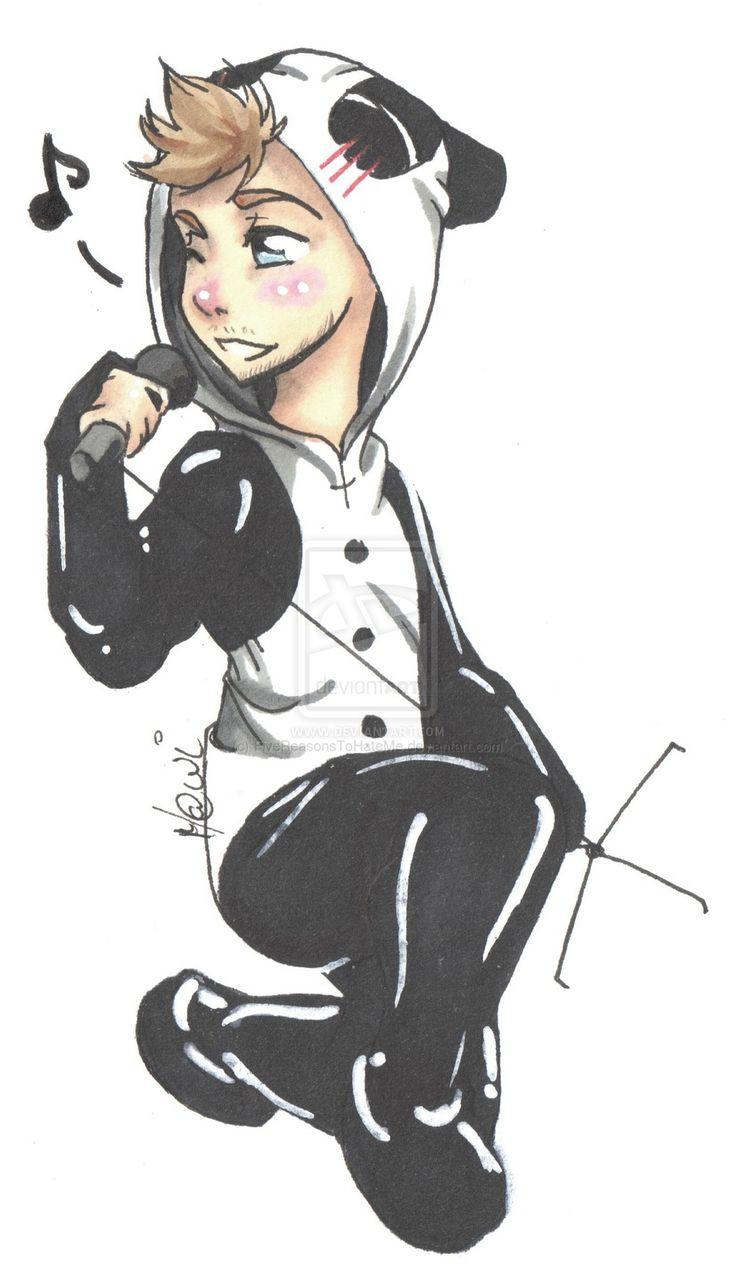 Maitre Panda by FiveReasonsToHateMe.deviantart.com on @DeviantArt
