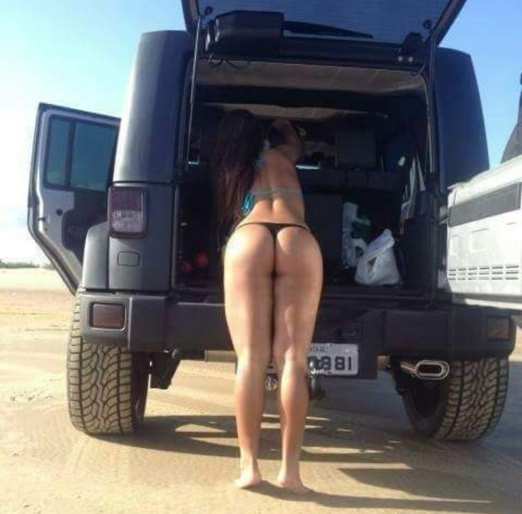 Can look Teens nude on jeeps