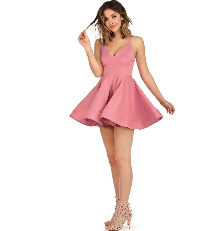 Pink Play Date Dress