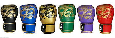 #Blitz #warrior muay thai leather boxing gloves - #multiple colours,  View more on the LINK: http://www.zeppy.io/product/gb/2/351666668008/