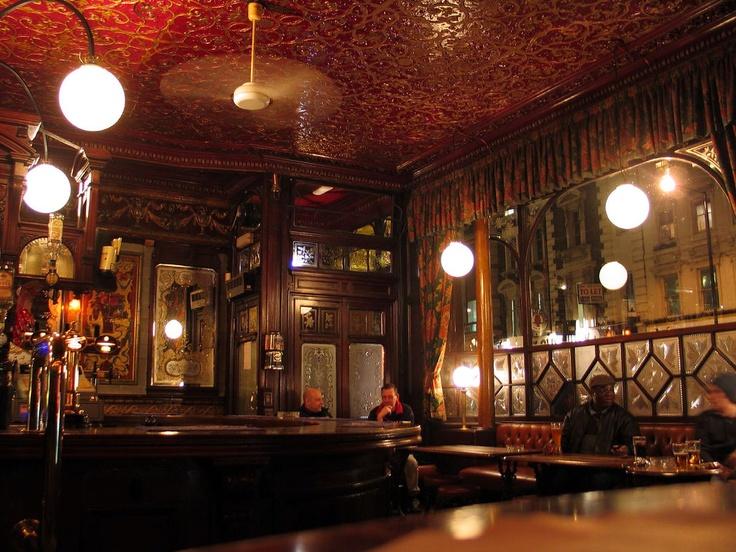 London pubs |