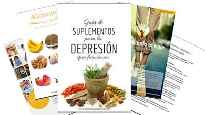8 remedios naturales para la depresión | Psicologia Zen