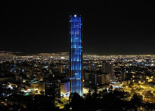 Torre Colpatria, Bogota