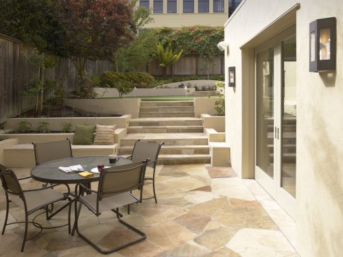 Modern: Gardens Seats, Idea, Gast Architects, Floors Design, Backyard, Mediterranean Patio, San Francisco, Pools Design, Back Yard