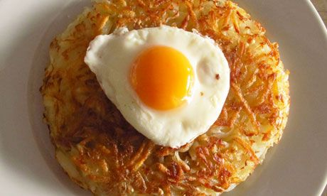 "What's not to love!? | Felicity's perfect rosti according to ""How to cook the perfect rösti"" in the Guardian"