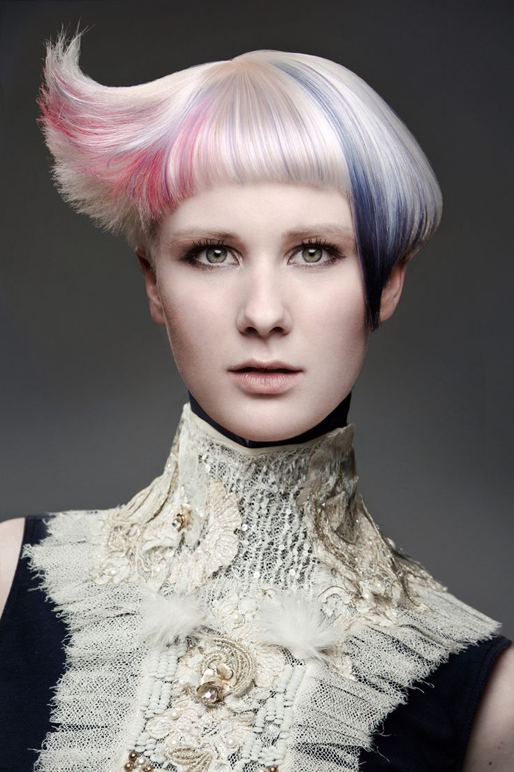 Color Zoom Challenge '15 Partners Hairstyling Netherlands Hair by Inger