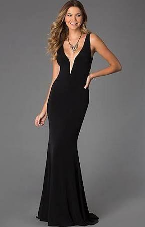 Let's Fashion 5579 Prom Dress