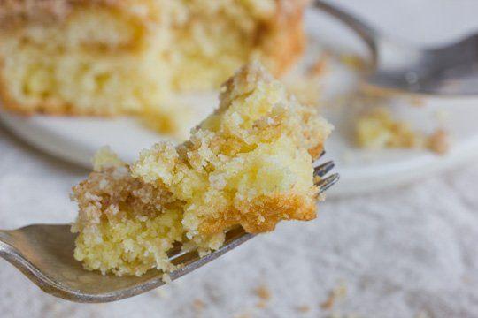 recipe overnight buttery streusel coffee cake