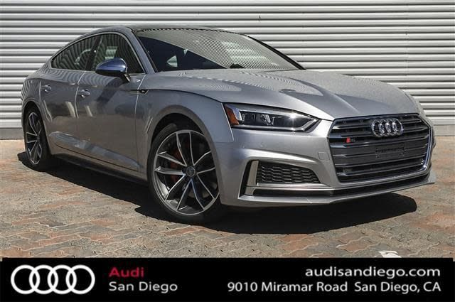 New 2018 Audi S5 Premium Plus for sale at Audi San Diego in San Diego, CA for $65,080. View now on Cars.com.