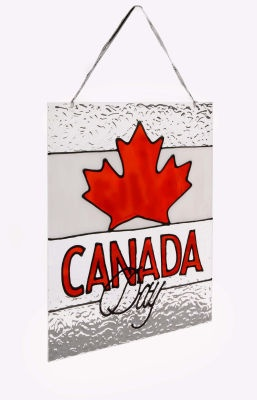Canada Day Window Hanger