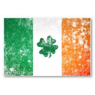 my irish side