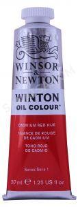 Winsor & Newton Winton Yağlı Boya 5 Cadmium Red Hue