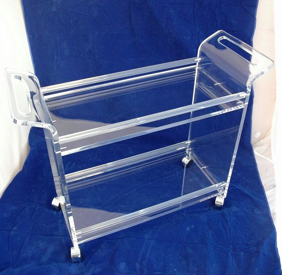 71 best acrylic items i make here in my shop images on for How to make lucite furniture