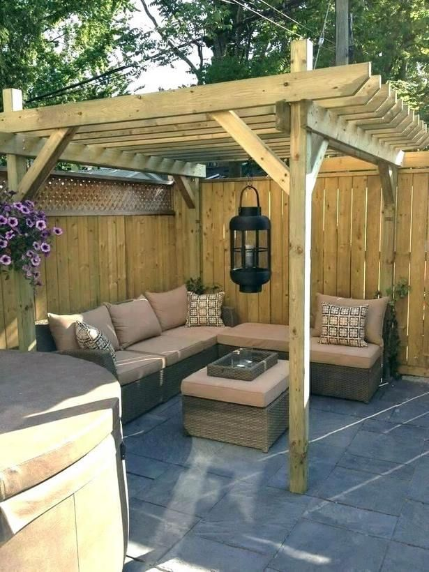 Image Result For Covered Garden Seating Area Backyard
