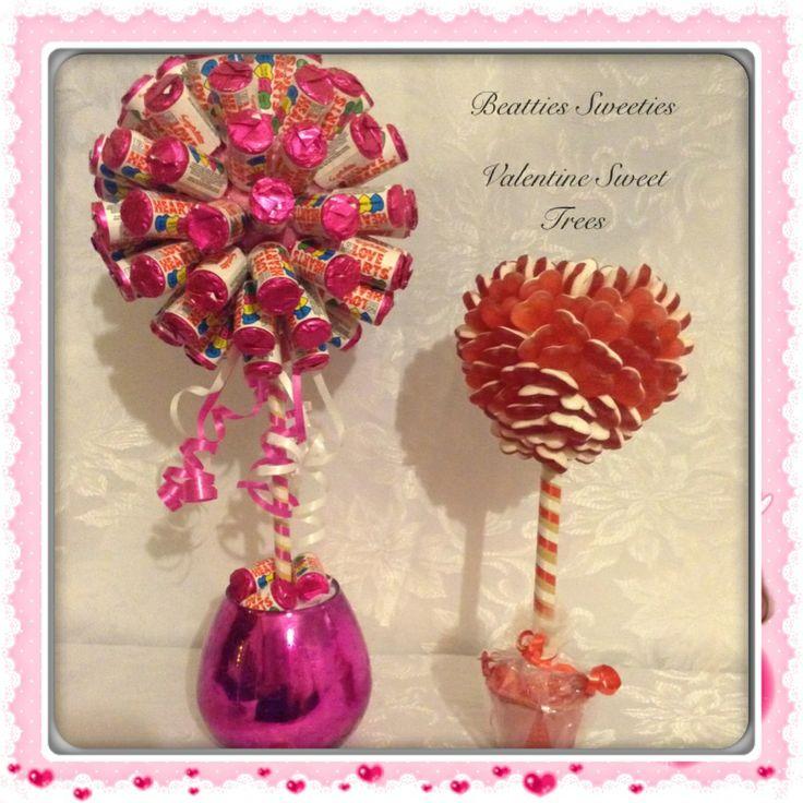 Valentine Sweet Trees
