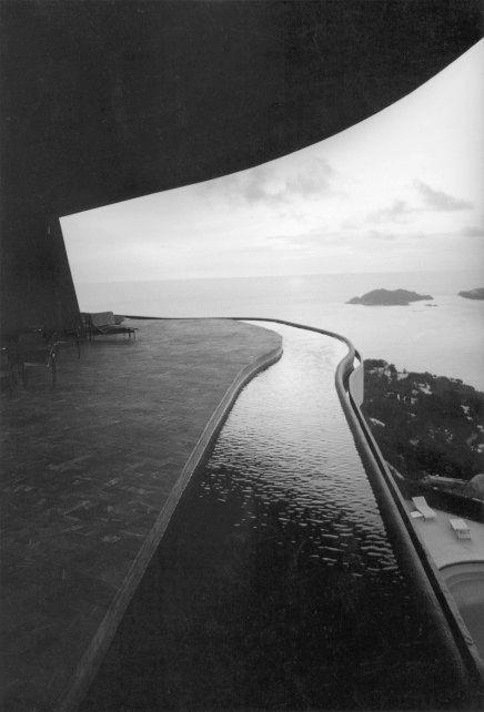 Arango House, Acapulco—John Lautner