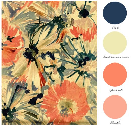 really liking this palette. would work for late summer/ early fall.