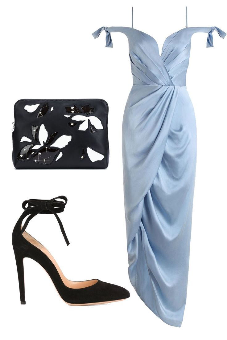 29 best Winter Wedding Guest Outfit images on Pinterest   Evening ...