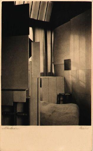 André Kertész, Atelier Mondrian, Paris