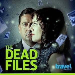 "Steve DiSchiavi & Amy Allen, Host's of ""The Dead Files"" on the Travel Channel."