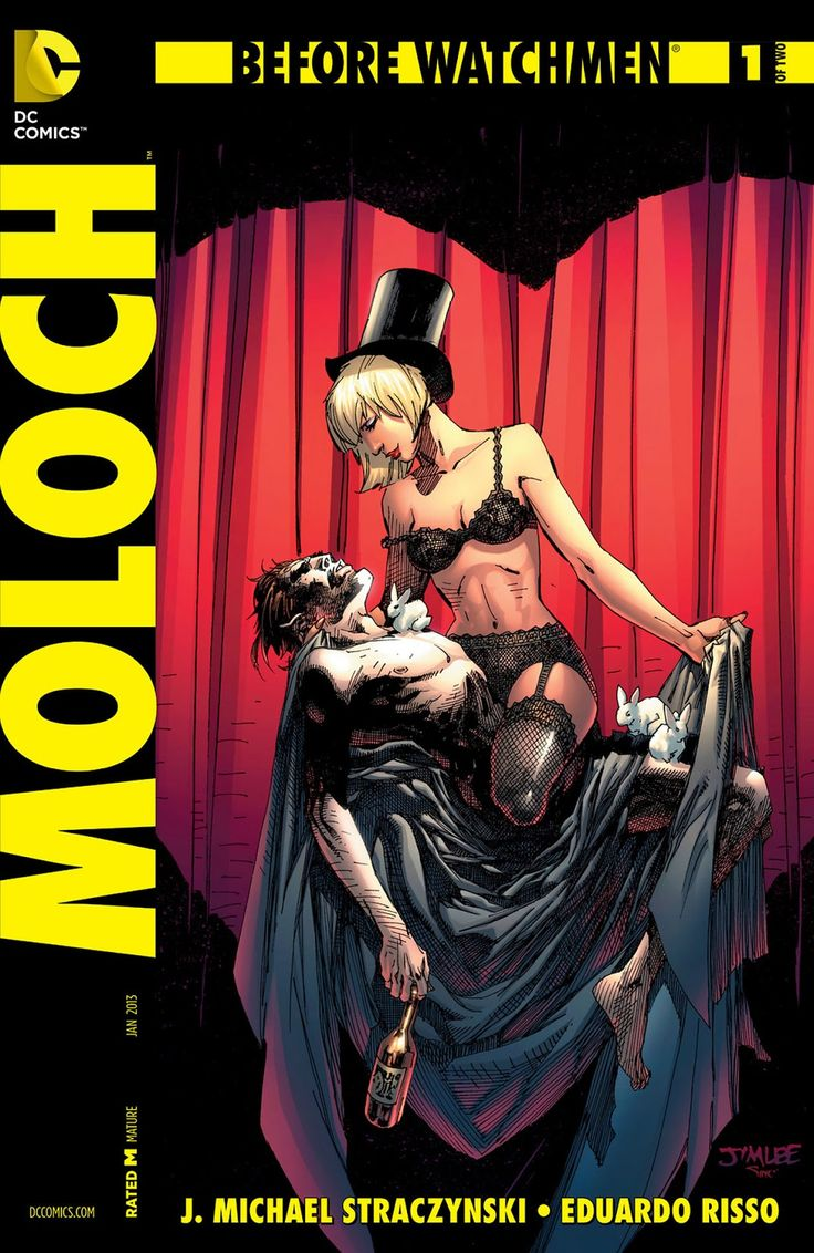 Before Watchmen: Moloch Issue #1 - Read Before Watchmen: Moloch Issue #1 comic online in high quality