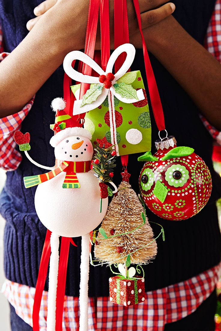 If You Know Someone Who Loves To Collect Christmas Ornaments, A Visit To Pier  1