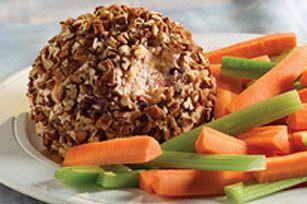 Maple Nut Cheese Ball
