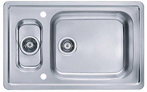 http://ift.tt/1QKVhwM Alveus Küchenspüle Praktik 50 Spülbecken 810x510mm Einbauspüle Edelstahl 1085975 @Checkingooo%%