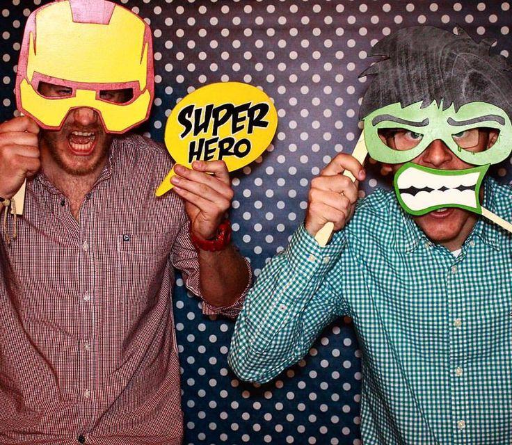 Maski Superbohaterów ⚡️to jedna z nowości w ofercie naszej Fotobudki. Wszystkie wykonane są z drewna, a co najważniejsze wykonaliśmy je sami! ▶www.epic-events.pl◀☺️ #fotobudka #fotobudkaśląsk #superhero #props #superbohater #marvel #ironman #hulk