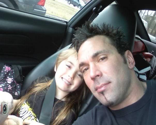 Jason david frank daughter
