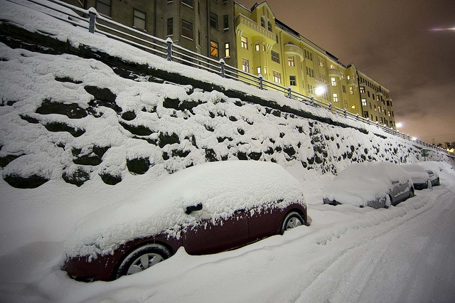 Snowy Helsinki by Visit Finland, via Flickr