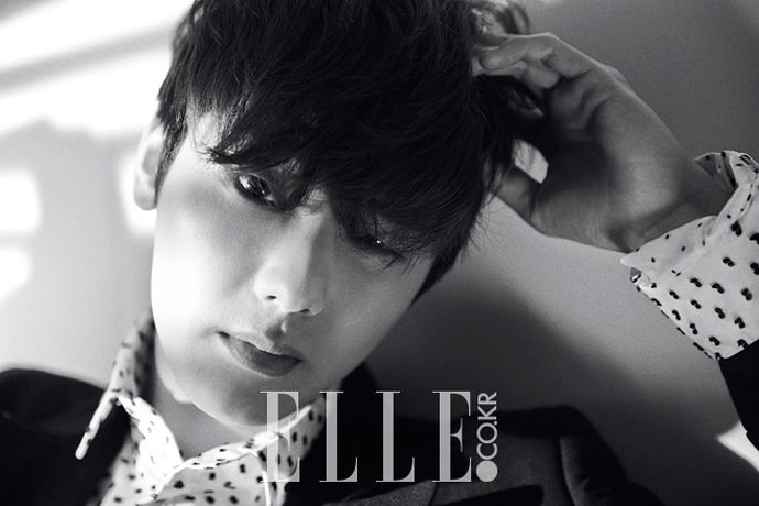 Extra Spreads Of CNBLUE From The March 2014 Issue Of Elle Korea | Couch Kimchi