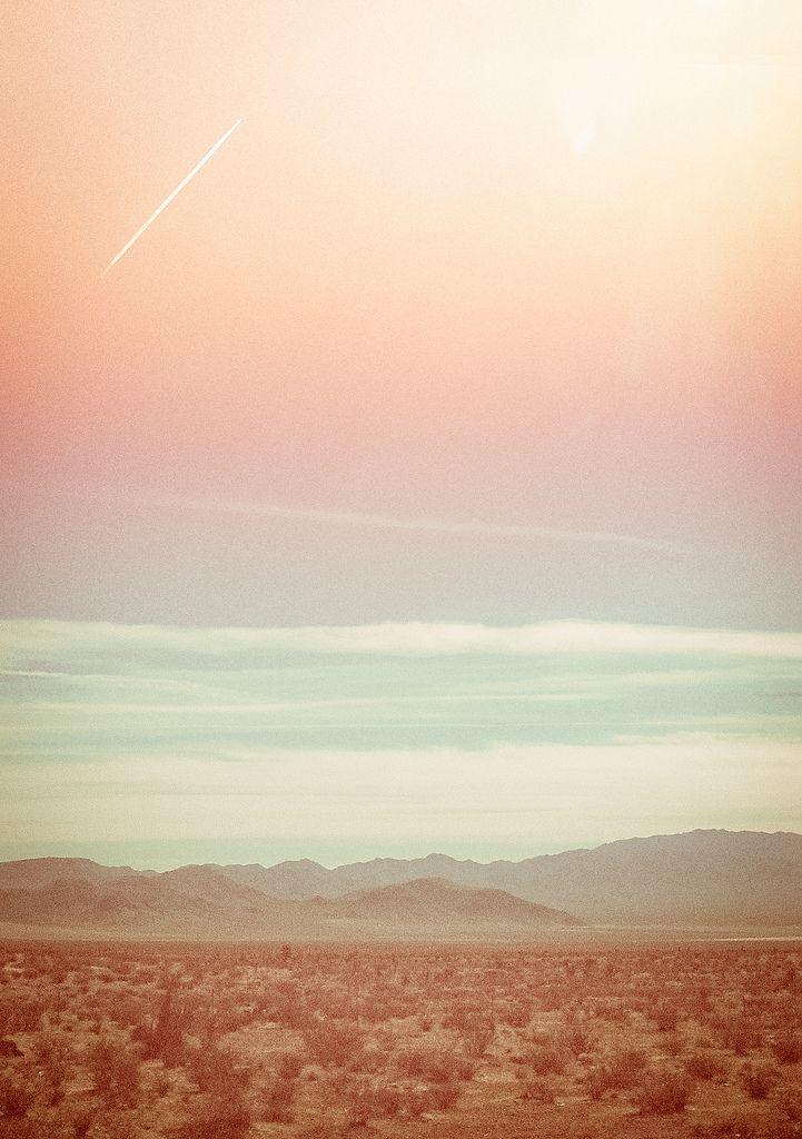 1481 - DESERT + PASTEL SKIES | LANDSCAPE PHOTOGRAPHY