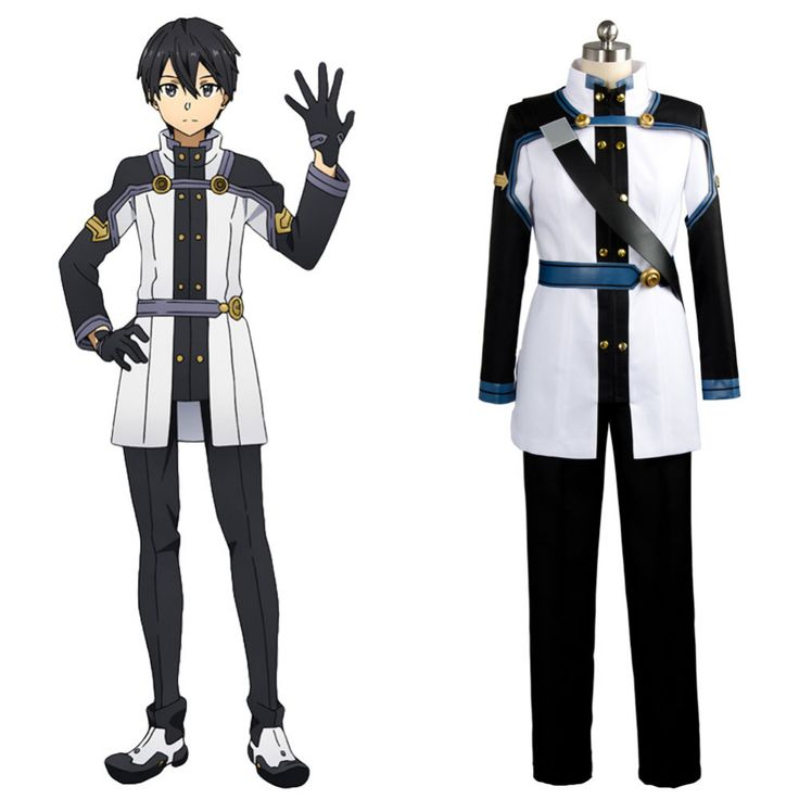 Original SAO Sword Art Online the Movie Ordinal Scale OS Kirito Kirigaya Cosplay Costume Real 100% Outfit Anime For Halloween -in Anime Costumes from Novelty & Special Use on Aliexpress.com | Alibaba Group