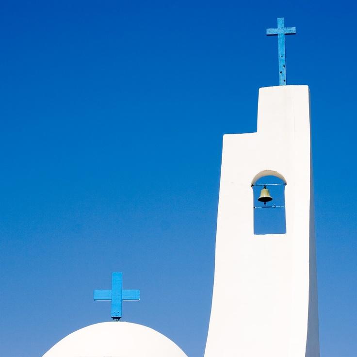 Modern Chapel Potami Samos