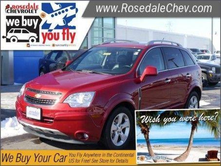 Cars-For-Sale-Minneapolis | 2014 Chevrolet Captiva Sport LT | http://minneapoliscarsforsale.com/dealership-car/2014-chevrolet-captiva-sport-lt-78
